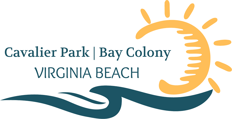 Cavalier Park | Bay Colony Virginia Beach Logo