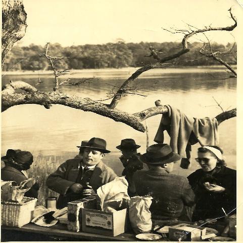 Cavalier Park and Bay Colony 1940 Photo