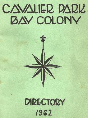 Cavalier Park and Bay Colony Vintage Directory